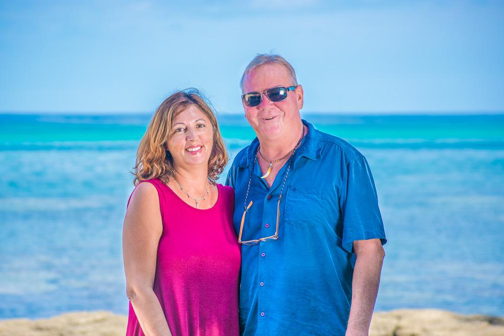 John & Barbara Morris