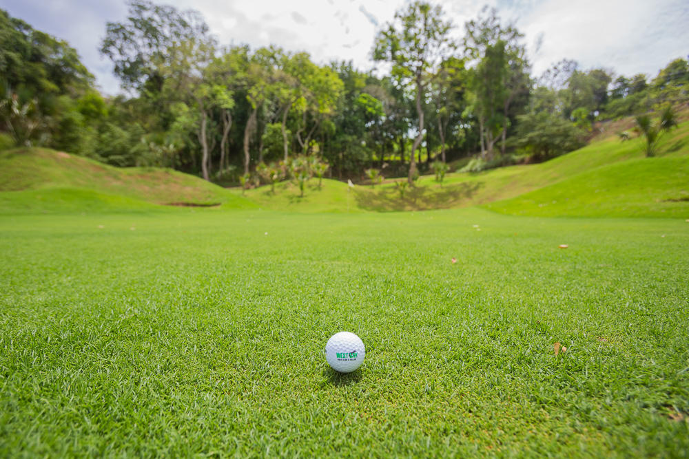 West Bay Roatan golf course
