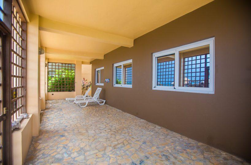 Beach Suite patio